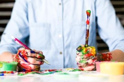 Osteranimation im Kreativen Atelier