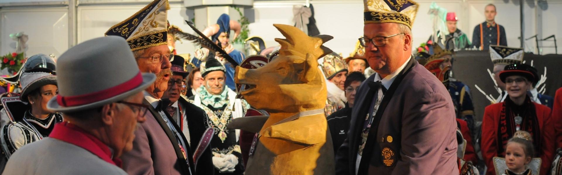 Küsch in Kelmis Karnevalsabend