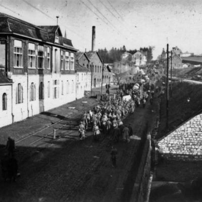 Lütticherstrasse in Kelmis