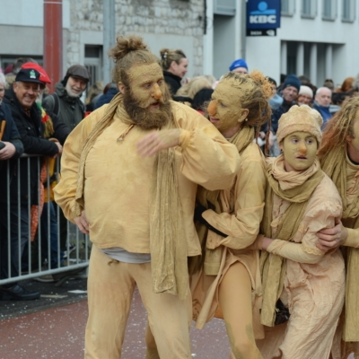 Karneval in Kelmis