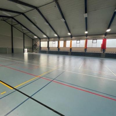 Sportzentrum Hallenfußball in Kelmis