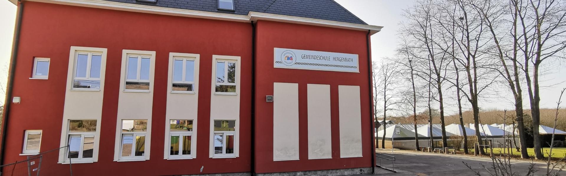 Die Gemeindeschule Hergenrath