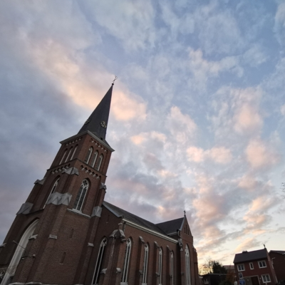 Kirche Kelmis am Kirchplatz