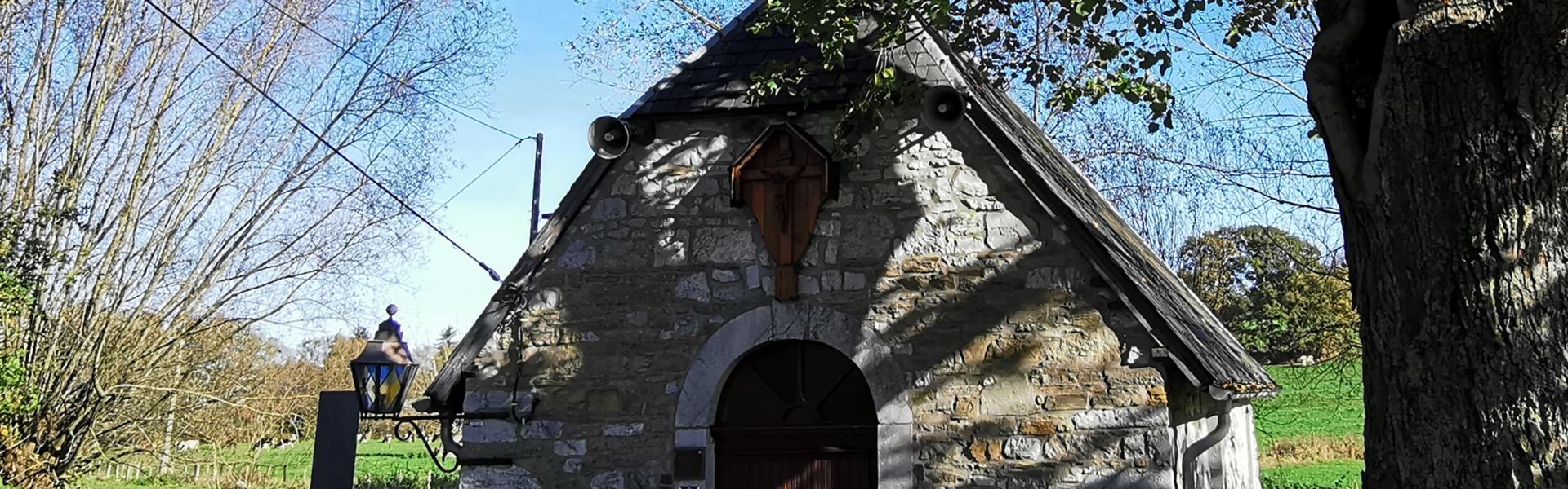 Sankt Rochuskapelle in Kelmis
