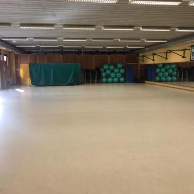 Spiegelhalle Karate in Kelmis