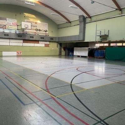 Sportzentrum Halle in Kelmis