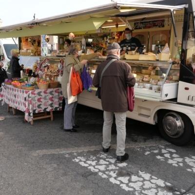 Kelmiser Wochenmarkt