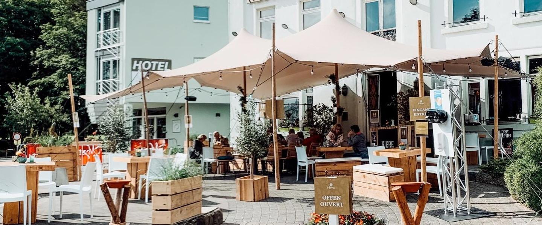 La Terrasse am Park Café