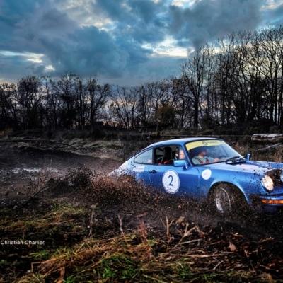 Rallyefoto von Christian Charlier