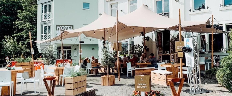Die Terrasse am Park Café