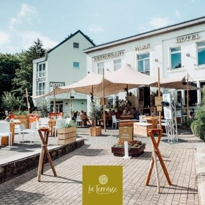 Aufruf an Vereine: Betreiber für Terrasse am Park Café gesucht