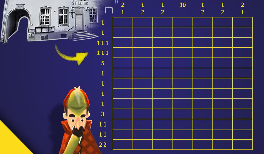 Das sechste Rätsel der Schatzsuche in Kelmis