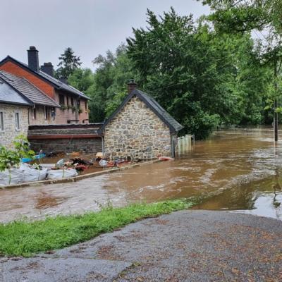Juristische Sprechstunden für Opfer der Überschwemmungen