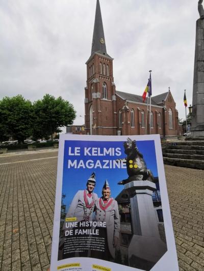 Deuxième numéro du « Kelmis magazine »