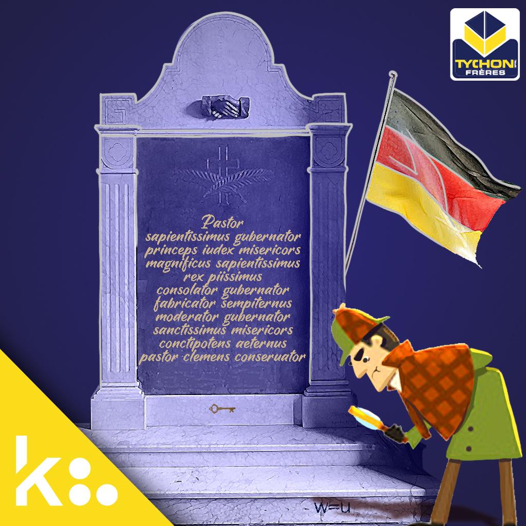 Auf Schatzsuche in Kelmis, letztes Rätsel am 8. September