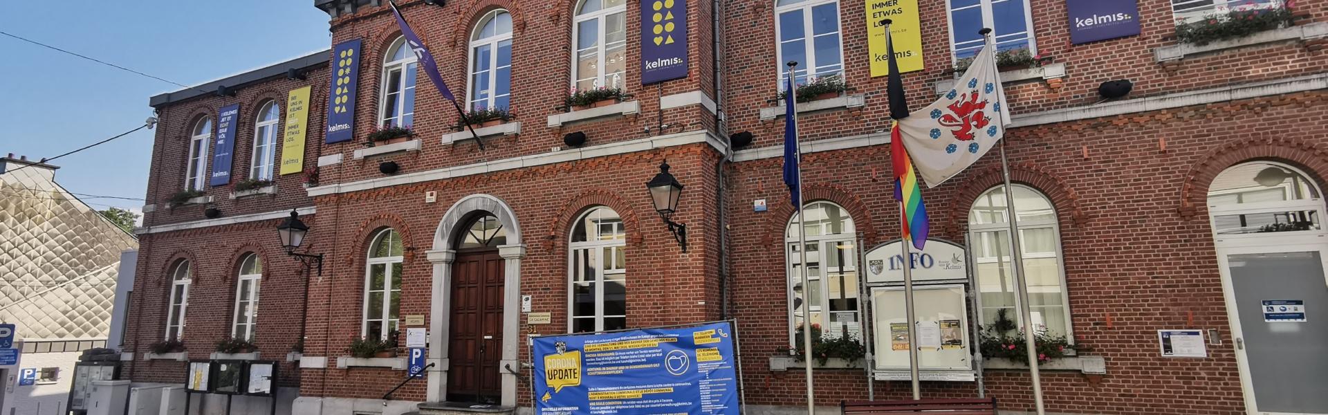 Gemeindehaus Kelmis