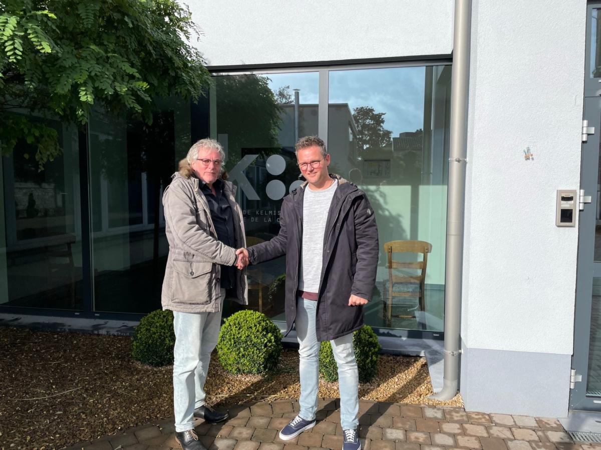 Roland Weichert neuer Betreiber im Kulturzentrum Select